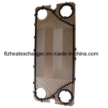 Heat Exchanger Plate and Gasket
